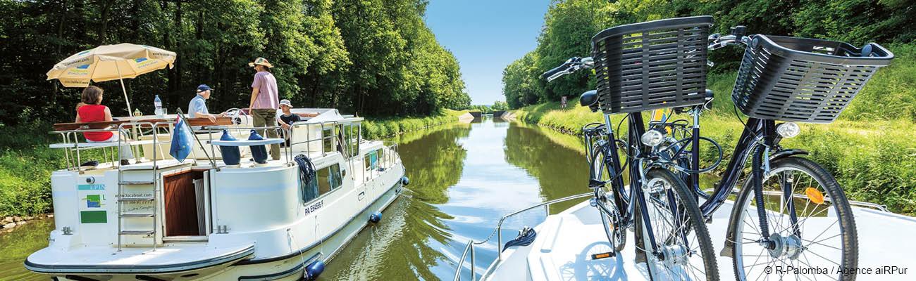 La Saône-et-Loire, du vélotourisme pour tous les profils