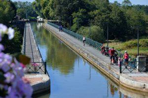 itinéraires vélo Pont Canal