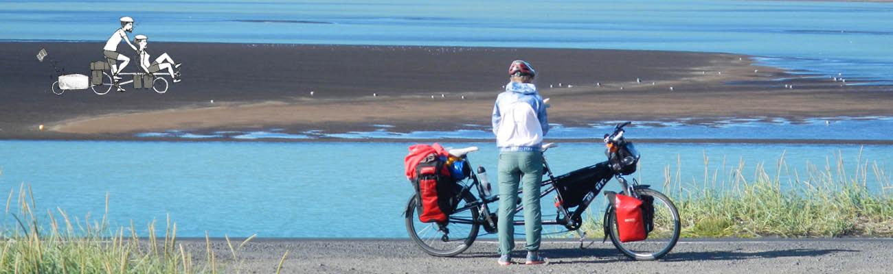 De Lille au Cambodge en tandem : une mission humanitaire sur fond de voyage à vélo