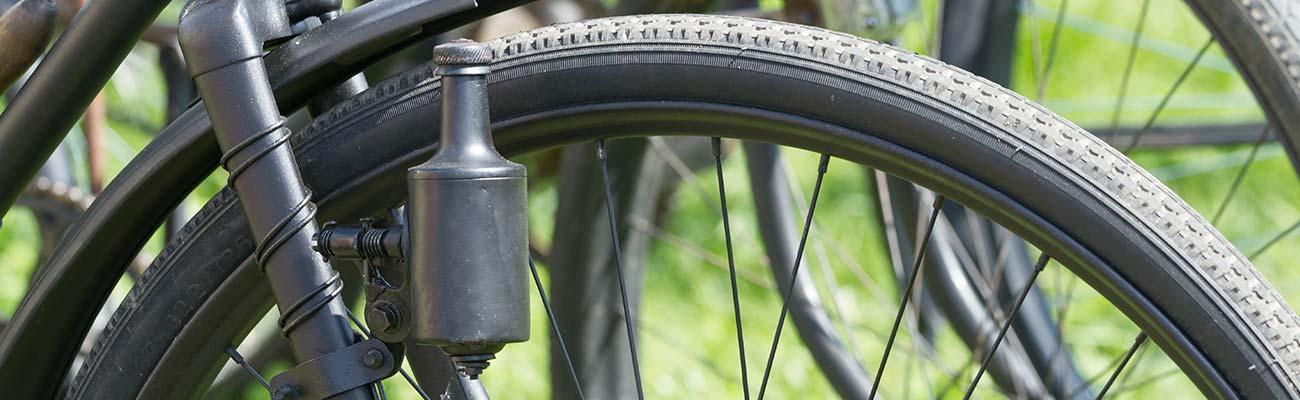 La dynamo vélo sur roue est loin d'être obsolète! Ses avantages