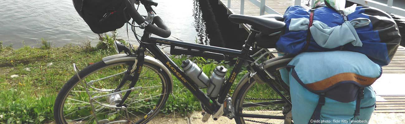 Quel type de dynamo choisir pour un voyage à vélo?
