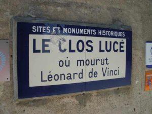 Panneau Clos Luce Amboise