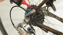 Huile lubrifiante pour vélo