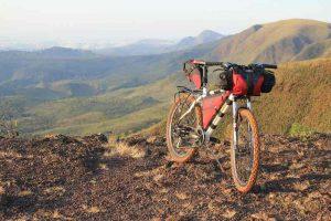 Sacoches vélo VTT pour Bike Packing