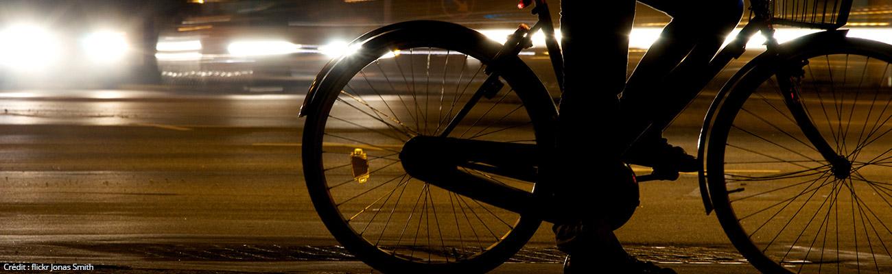 Quel éclairage choisir pour une dynamo sur roue?