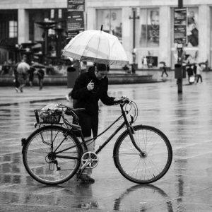 Mobilité vélo, anticiper la pluie