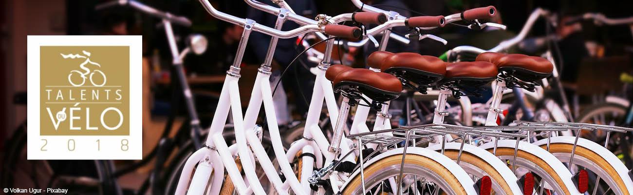 Les lauréats Talents du vélo 2018 : des initiatives pleines d'espoir