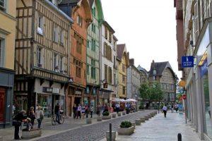 Cyclotourisme à Troyes