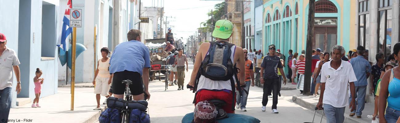 Découvrir Cuba à vélo, une idée de cyclovoyage