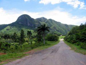 Cuba à vélo : la vallée Vinales