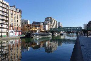 Canal de Saint Denis, Paris
