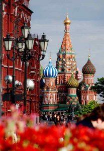 Kremlin à Moscou