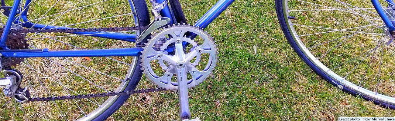 Solutions à envisager pour modifier une ligne de chaine vélo