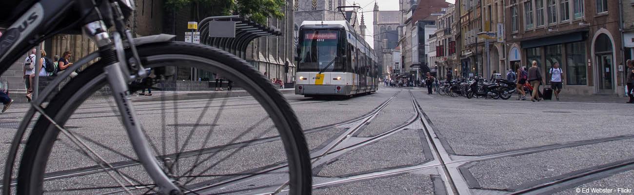 Prendre son vélo dans les transports publics : où en est-on en France ?
