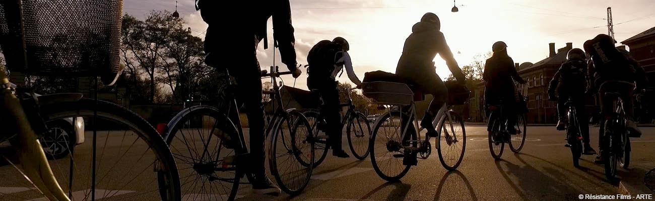 Arte, des reportages qui mettent le vélo à l'honneur
