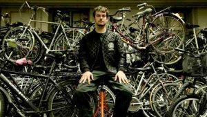 Reportages sur le recyclage de bicyclettes