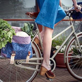 Customiser son vélo avec une sacoche vélo Basil
