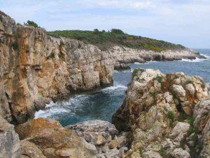 Paysages de la côte istrienne