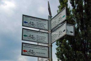 Des panneaux en Pologne