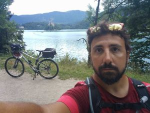 Mathieu Fiollet, le cyclotouriste qui rêvait de tour du monde