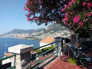 Voyage à vélo sur l'EuroVelo 8