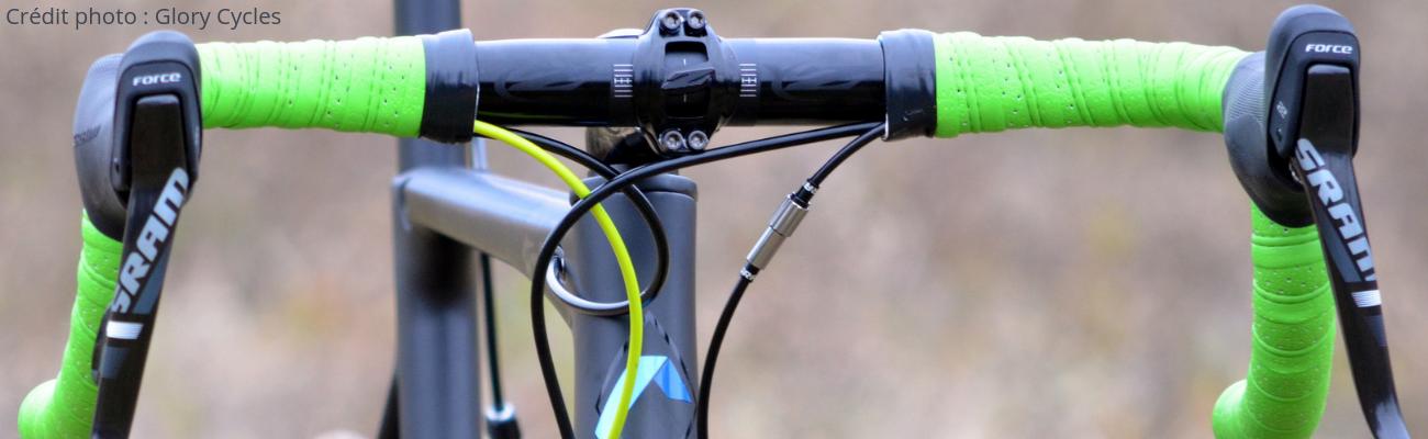 Comment trouver un jeu de direction vélo adapté?
