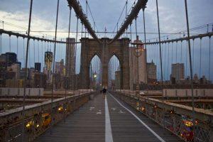 Traverser le Brooklyn Bridge à vélo