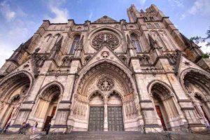 La Cathédrale Saint-Jean le Théologien de New York