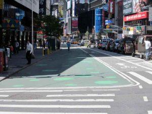 New-York à vélo
