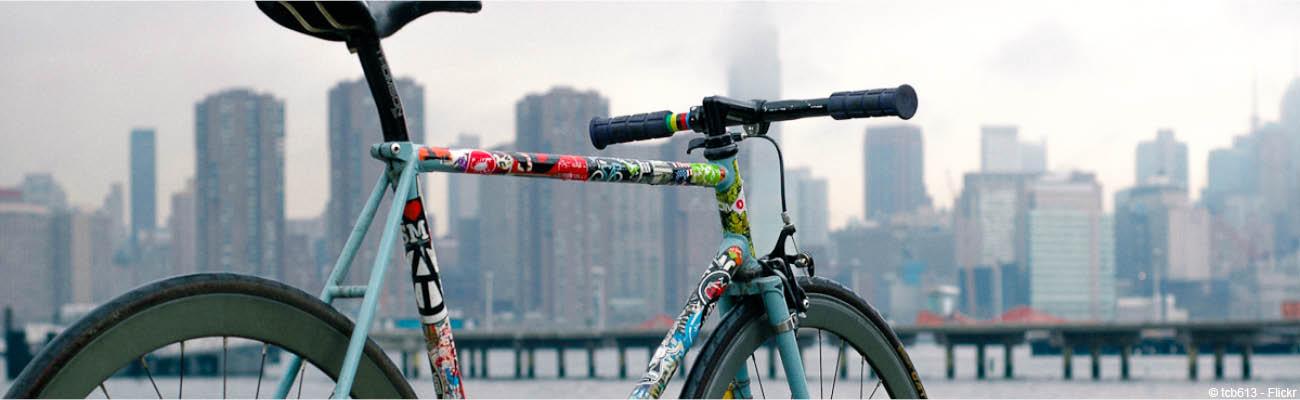 Visiter New-York à vélo : idées de promenades dans la Grosse Pomme