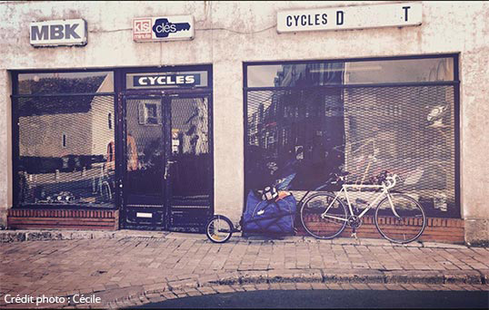 Boutique cycle Beaugency