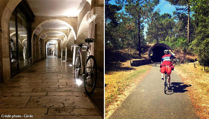 Voyage vélo La Rochelle et La Vélodyssée