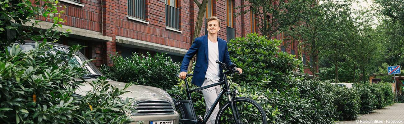 Vélos Raleigh, fusion entre tradition anglaise et qualité allemande