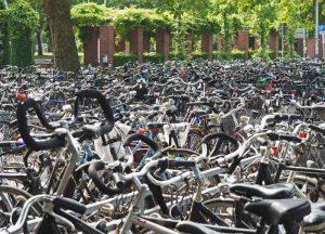 Des milliers de vélos volés chaque année