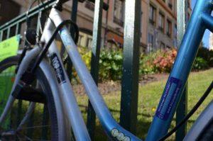 Le marquage Bicycode, une solution contre le vol de vélo