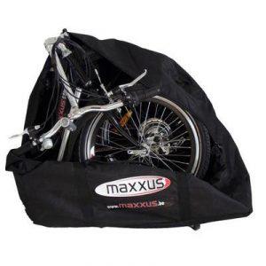 Sac de transport de vélo pliant à roulettes