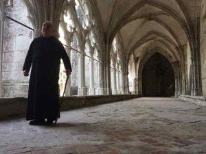 Frère Lucien vous fait visiter l'Abbaye Saint-Wandrille