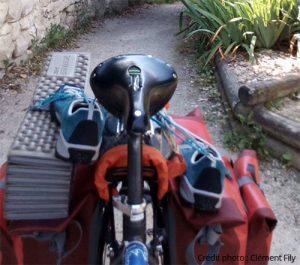 Sacoches de voyage à vélo Vaude