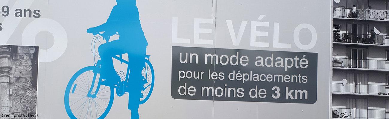 Denis: mes premières vacances à vélo, départ Île de France