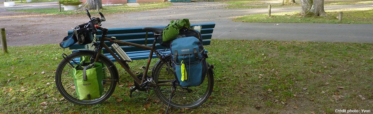 Yvon, de la balade au cyclotourisme, en passant par le VTT