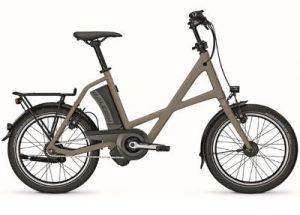 Vélo électrique compact design et passe-partout Raleigh Leeds Compact
