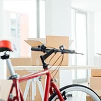 Appel à témoignages de travailleurs à vélo : déménageurs