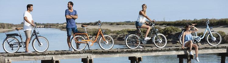 Vélos à assistance électrique Peugeot Cycles