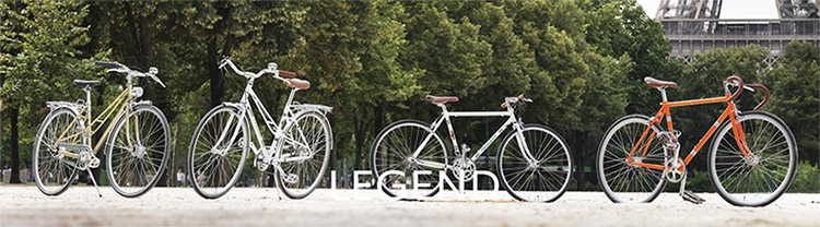 Vélos Legend Peugeot