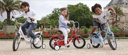 Les vélos Legend Junior de Peugeot Cycles