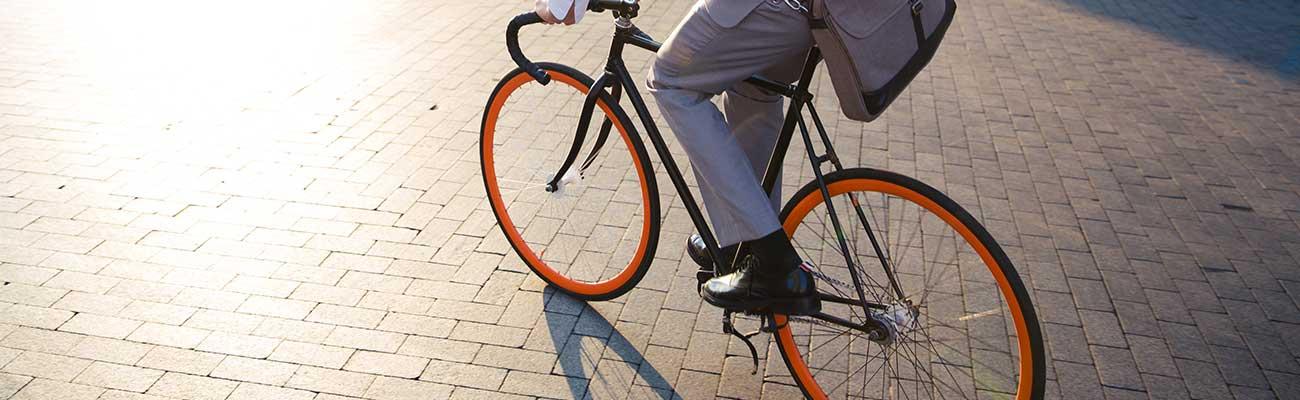 Sylvain : le vélotaf est une activité physique qui me fait un bien fou