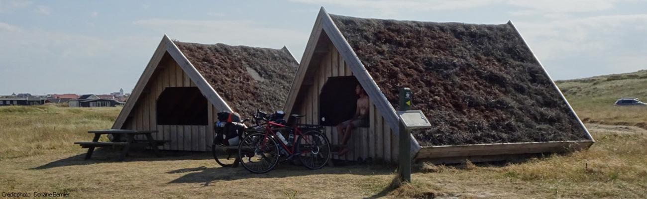 Doriane : voyage à vélo à travers l'Europe, zoom sur le Danemark