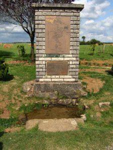 Source de la Meuse à Pouilly-en-Bassigny