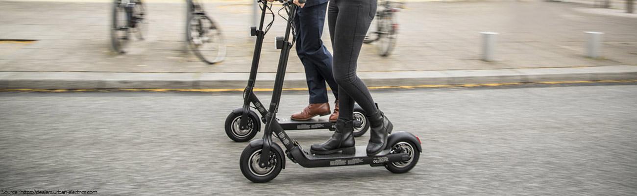 Typologie de vélo sans pédale : de la draisienne à la trottinette électrique