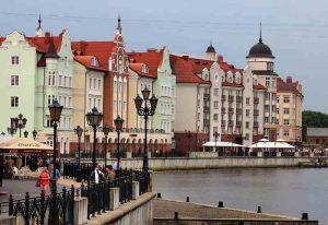 Kaliningrad, étonnante enclave russe sur la Véloroute de la Baltique